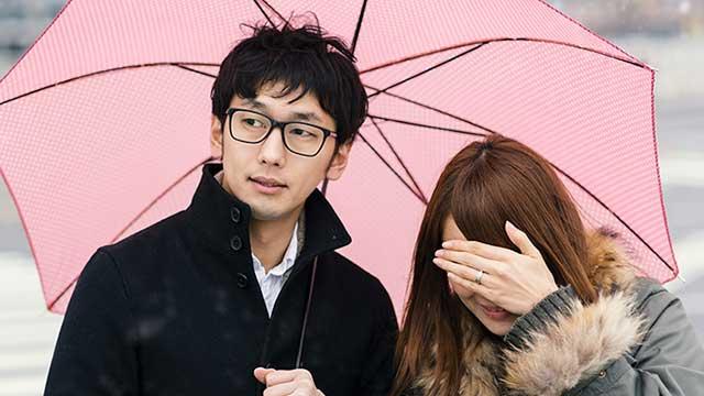 #恋人といる時の雪って特別な気分に浸れて僕は好きです by PAKUTASO