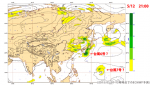 台風6号,7号(2015)の進路情報をヨーロッパの予報で予想!